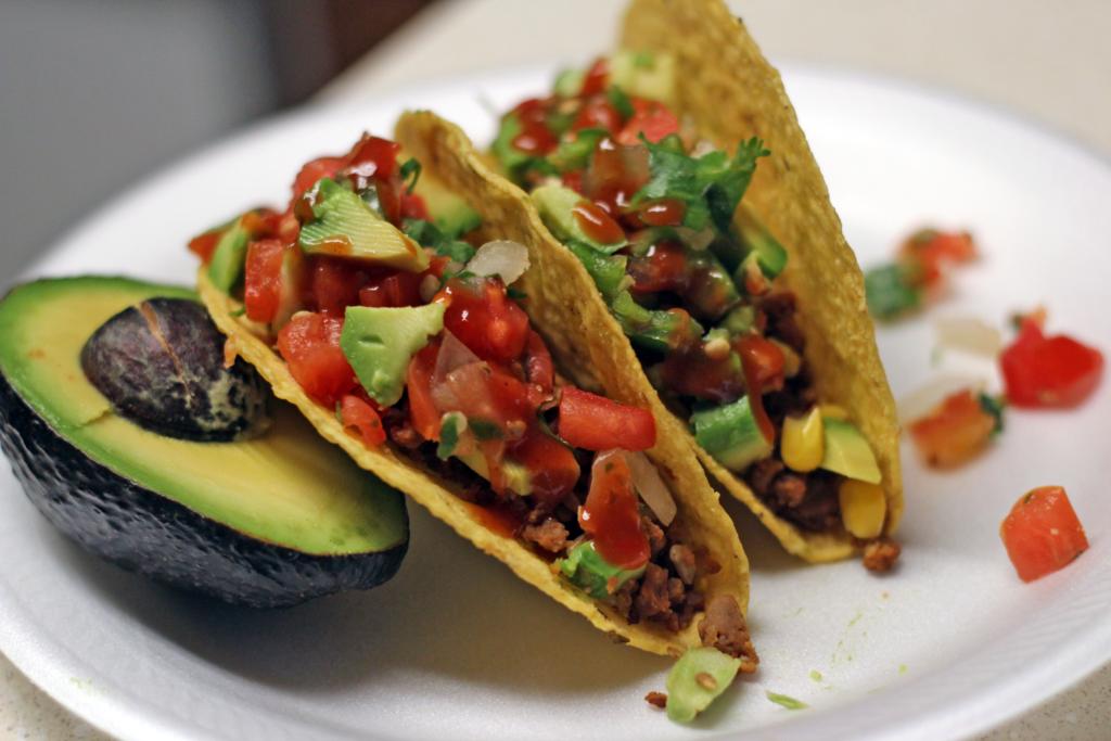 Epic Vegan Crunchy Tacos